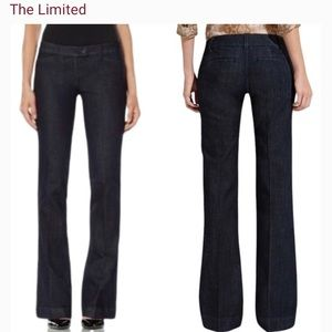 The limited Denim fit and flare 678 Size 8L EUC